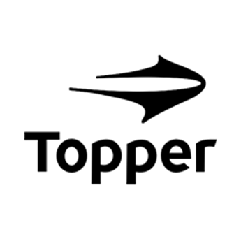 Logo de la marca Topper
