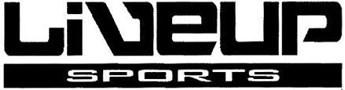 Logo de la marca Live up